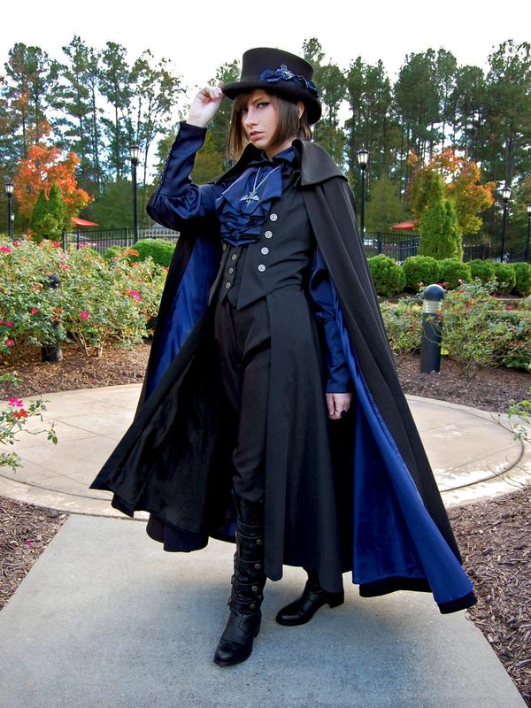 My vampire coordinate for ...