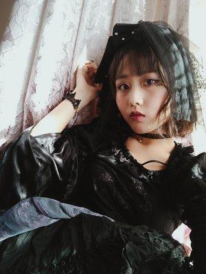 冻冻の「Lolita」をテーマにしたファッションです。(2017/11/05)