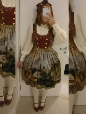 First complete outfit