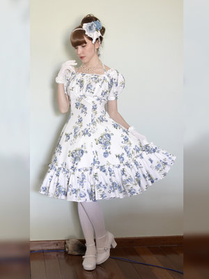 This is a handmade dress I...