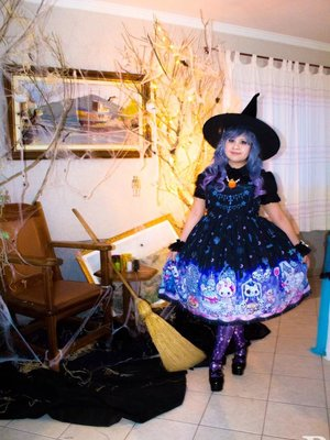 My coordinate for Hallowee...
