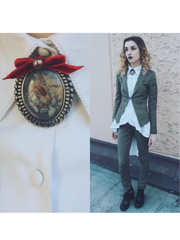 My casual aristocrat outfi...