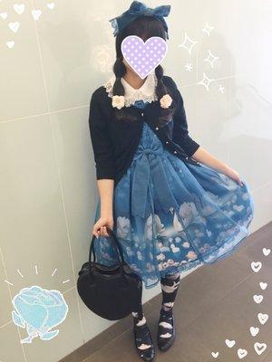 Kuroeko's 「Angelic pretty」themed photo (2016/08/29)