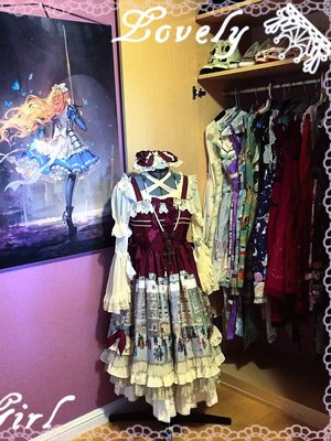 sailorenceladus's 「baby the stars shine bright, angelic pretty, alice and the pirates」themed photo (2016/08/30)