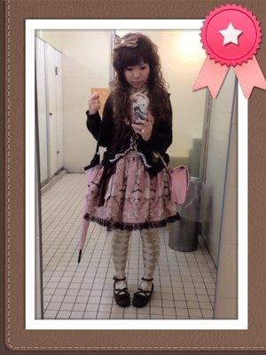 yuzukiのファッションです。(2016/08/30)