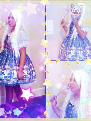 ☆ I wore my dream dress an...