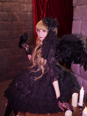 JSK:Angelic Pretty - 恋するお姫...