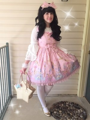 A princess coordinate feat...