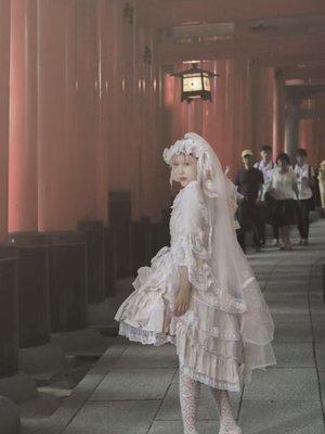 司马小忽悠の二号机の「Lolita」をテーマにしたファッションです。(2016/09/03)