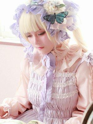 紗波 純子の「Fairytale」をテーマにしたファッションです。(2017/11/27)