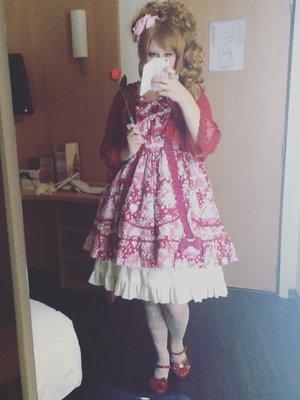 Hime Lolita for Kamijo's c...