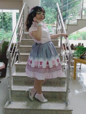 My petticoats died but I s...