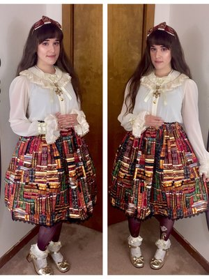 Handmade skirt from Indie ...