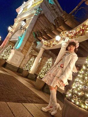 さぶれーぬの「Lolita」をテーマにしたファッションです。(2017/12/09)