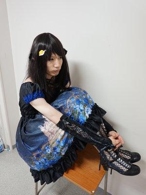 tuyahime_nekoの「Lolita」をテーマにしたファッションです。(2017/12/11)