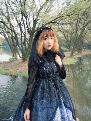 清寒Wの「Angelic pretty」をテーマにしたファッションです。(2017/12/12)