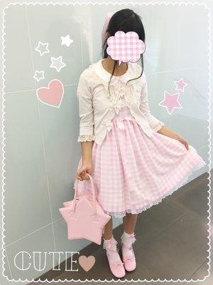 Kuroeko's 「Angelic pretty」themed photo (2016/09/12)