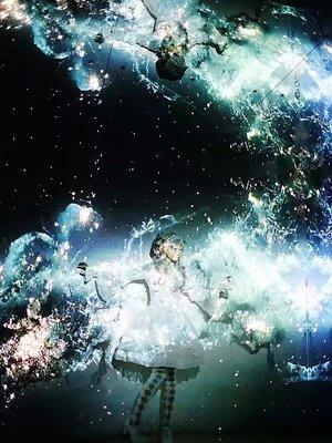梵高的星空投影w