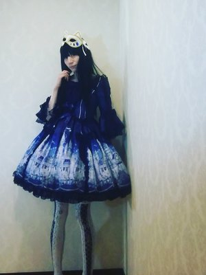tuyahime_nekoの「Angelic pretty」をテーマにしたファッションです。(2017/12/14)