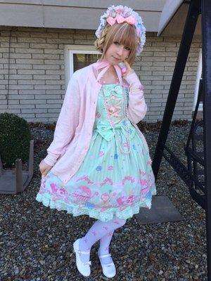 SunReiReiの「kawaii」をテーマにしたファッションです。(2016/09/14)