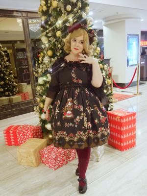 Miso Saltyの「christmas-coordinate-contest-2017」をテーマにしたファッションです。(2017/12/15)