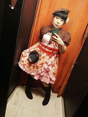 My Coordinate for Bon Odor...