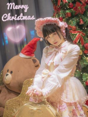圣诞节也要Sweet *٩(๑´∀`๑)ง*