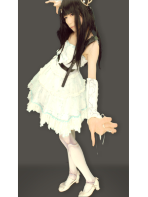 tuyahime_nekoの「Lolita」をテーマにしたファッションです。(2017/12/20)