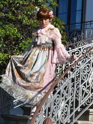 Classic coord inspired by ...