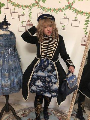 MariaWhiteの「STEAMPUNK」をテーマにしたファッションです。(2017/12/24)