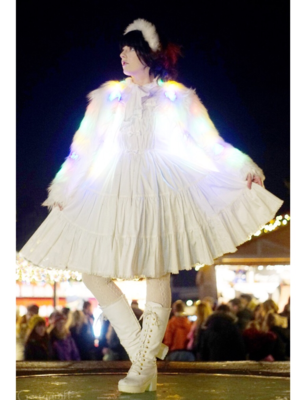 Light-Up-Shiro-Lolita for ...