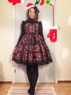 Christmas coordinate! From ap