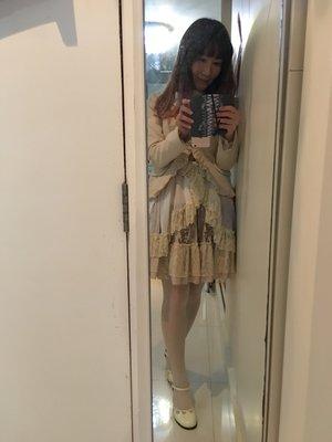 VIVIANの「h.naoto」をテーマにしたファッションです。(2017/12/25)