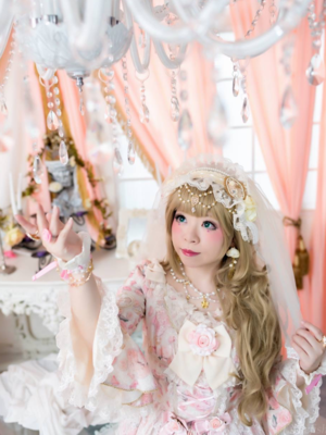 OP:Angelic Pretty-Rose Mus...