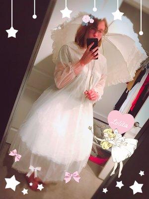 Joruneの「BABY THE STARS SHINE BRIGHT」をテーマにしたファッションです。(2017/12/27)