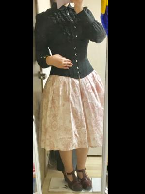 夏妃の「christmas-presents」をテーマにしたファッションです。(2017/12/27)