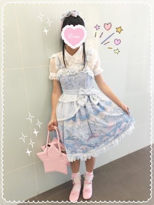 Kuroeko's 「Angelic pretty」themed photo (2016/09/27)