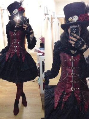 LaCroixLolitaの「Lolita fashion」をテーマにしたファッションです。(2017/12/29)