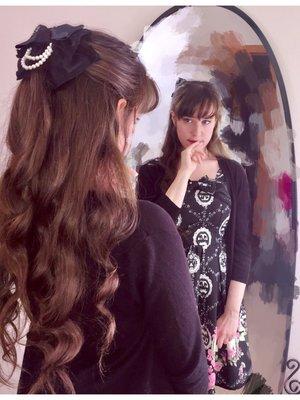 Kay DeAngelis's 「Lolita」themed photo (2018/01/07)