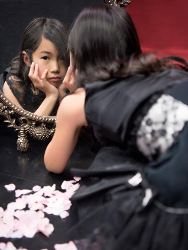 MiraiMeguの「Lolita」をテーマにしたファッションです。(2018/01/07)
