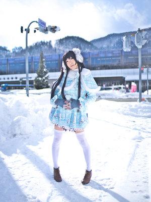 rainの「Lolita」をテーマにしたファッションです。(2018/01/08)