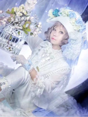是Yushiteki以「Lolita fashion」为主题投稿的照片(2018/01/09)
