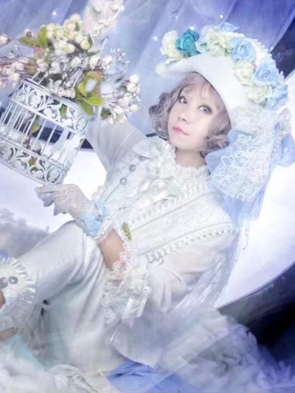 Yushitekiの「Lolita fashion」をテーマにしたファッションです。(2018/01/09)