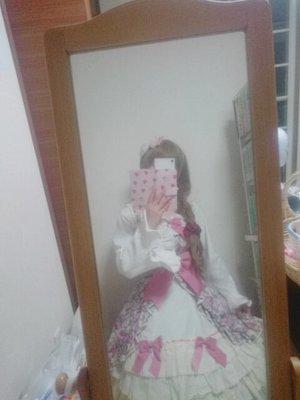 紗波 純子の「Lolita」をテーマにしたファッションです。(2018/01/10)