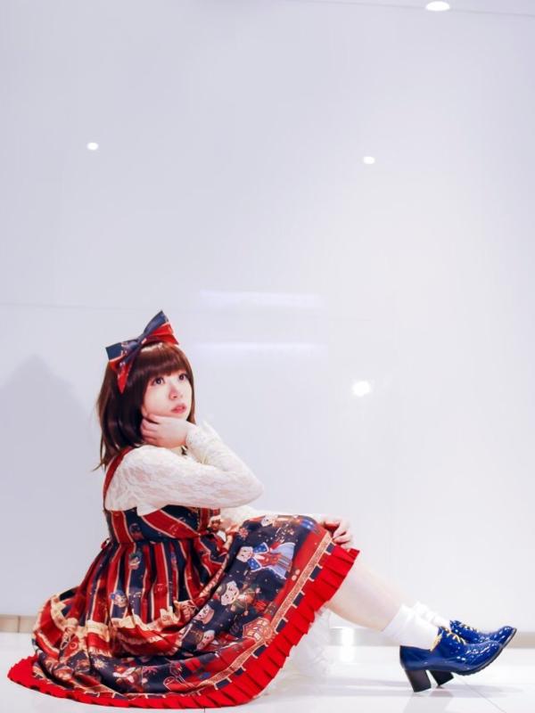 himeの「Lolita」をテーマにしたファッションです。(2018/01/12)