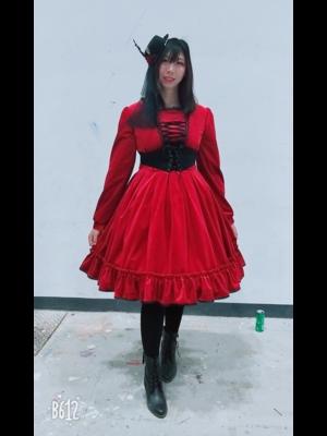 新年就要穿红色!