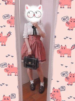 平行福音の「Lolita」をテーマにしたファッションです。(2018/01/24)