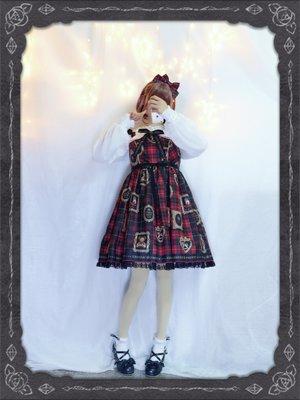 布団子の「Lolita」をテーマにしたファッションです。(2018/01/25)