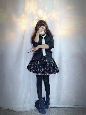 布団子の「Angelic pretty」をテーマにしたファッションです。(2018/01/31)
