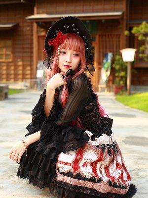 みつこ蜜の「Lolita fashion」をテーマにしたファッションです。(2018/01/31)